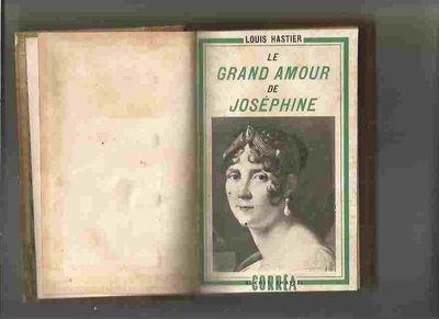 Livro Le Grand Amour De Joséphine Louis Astier