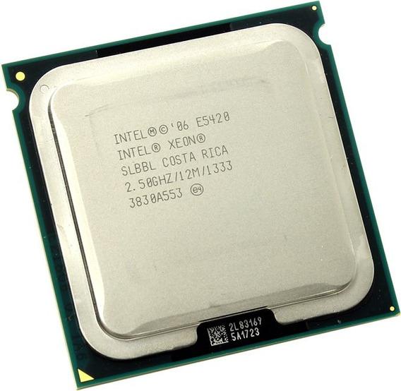 Intel Xeon E5420 (quadcore) 2.50ghz 12mb Cache