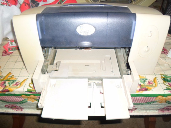 Impressora Hp Deskjet 640c - Aproveitamento De Peças - Usada