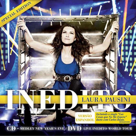Laura Pausini-inedito (cd + Dvd) Espanhol