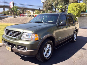 Ford Explorer 2002 Blindada Nivel 3