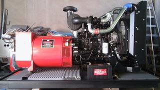 Generador Grupo Electrógeno Iveco 60 Kva 95 Hp Nacional
