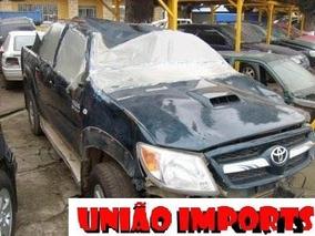 Toyota Hilux Srv 3.0 D4 2006 (para Reposição De Peças)