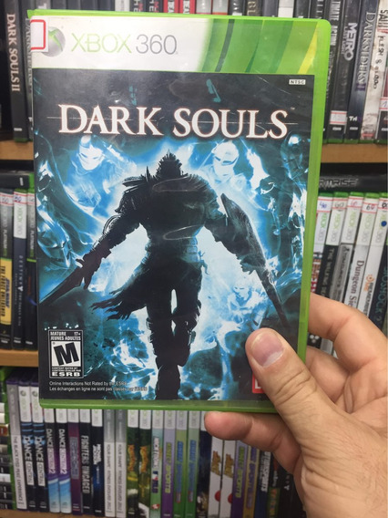 Dark Soul 1 Xbox360, Ntsc Americano, Em Bom Estado