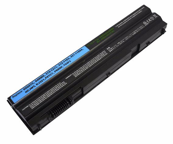 Bateria Dell Latitude E5420 E5430 E5520 E5530 E6420 T54fj