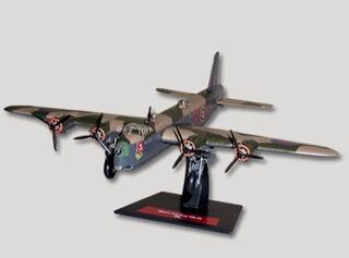 Bombardeiros Da 2ª Gm - Short Stirling Mk Iii - Miniatura