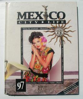 Mexico City Life Guia Turistica Libro Mexicano