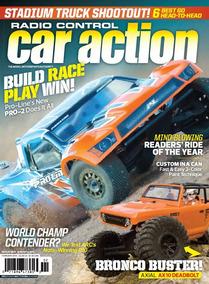 Revistas Rc Car Action 36 Exemplares 08/09/10 Automodelismo