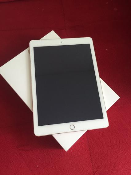 iPad Air 2 128gb Gold Novo Na Caixa