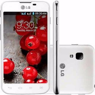 Lg Optimus L5 Ii E455 Android 2 Chips 5mp 3g Wifi Vitrine
