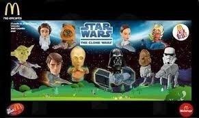 C3 - Po. Figura De Star Wars. Mc Donalds