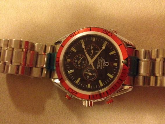 Reloj Omega Hombre Versión Sea Master De Marca