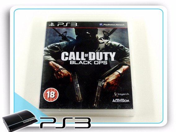 Ps3 Call Of Duty Black Ops Original Playstation 3