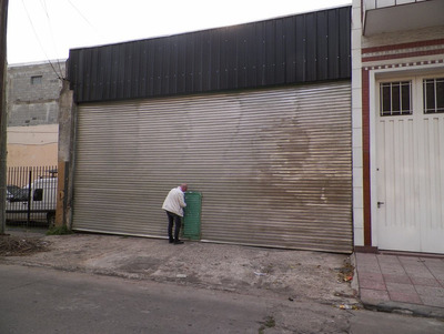 Galpón - Deposito En Alquiler.