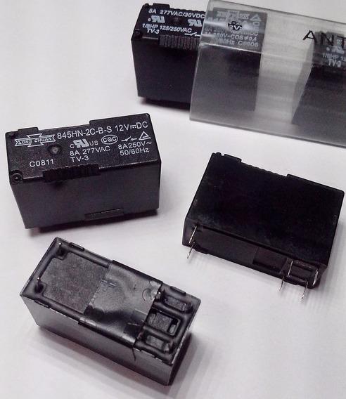 Chave Rele 845hn-2c-b-s (12v , 8a )