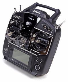 Rádio Futaba 8j Ideal Drone Dji F450 F550