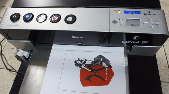 Serviço De Conversão Impressora Dtg P/ Impressão Uv Led