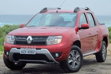 Renault Duster Oroch 1.6 16v Dynamique Okm A Pronta Entrega