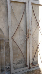 Porta Dupla De Aço