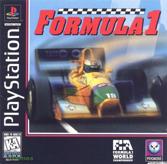 Patch Formula 1 Para Ps1 -