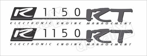 Emblema Adesivo Bmw R1150rt Par Bmr1150rt
