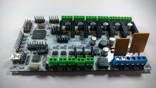Controladora Rumba Impresora 3d :: Printalot