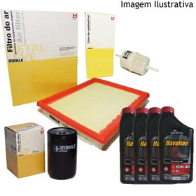 Kit Revisão Fiat Siena Essence Sporting 1.8 Flex 10/ 15w40