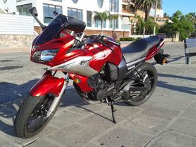 Yamaha Fz16 St - Carenada - Roja - Año 2012