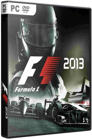 F1 2013 - Formula 1 2013 Pc Dvd Mídia Física - Frete 8 R$