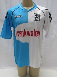 Camisa Futebol Do Tsv Munchen Munique Da Alemanha Kappa Sc16