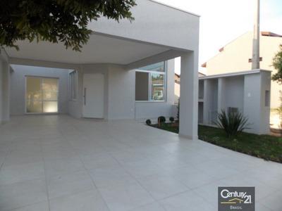 Casa Residencial À Venda, Condomínio Aldeia De España - Itu/sp - Li1564