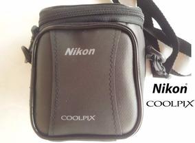 Bolsa Case Câmera Nikon P320 P530 L830 L840 L330 L820 L810