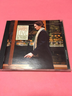Patricia Barber Live A Fortnight In France Cd Jazz Blue Note
