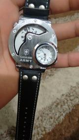 Relógio Shark Army Pronta Entrega !!!