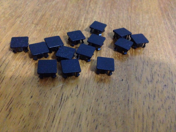 Kit Com 4x Tampas Dos Parafusos Ps3 Slim 2xxx 3xxx