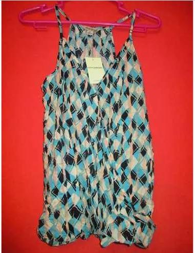 Blusa Para Dama Marca Lucky Brand Talla Small Importado