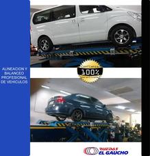 Alineación Camioneta Y Vehículos Mejor Precio Y Atención