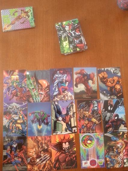 Pepsi Cards Marvel