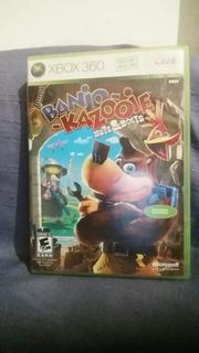 Banjo Kazooie-juego Xbox 360
