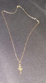 Cordão De Ouro Femenino 18k
