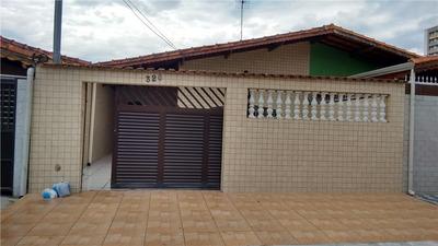 Casa Residencial À Venda, Vila Guilhermina, Praia Grande. - Codigo: Ca0836 - Ca0836