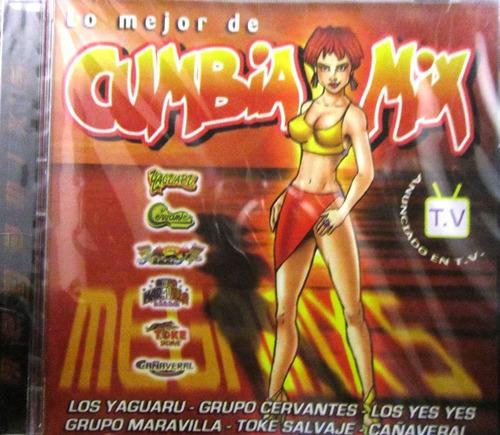 Varios Artistas - Lo Mejor De Cumbia Mix Nuevo Cerrado