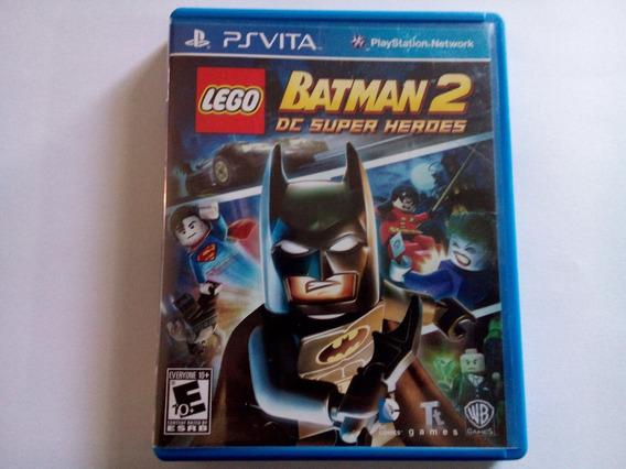Lego Batman 2 Dc Super Heroes Ps Vita Psvita