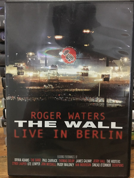 Dvd Roger Waters The Wall Live In Berlin