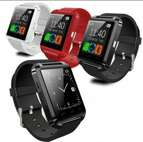 Reloj Smarwatch U8 Para Android ( Envió Gratis )
