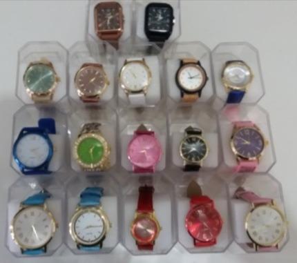 Relógios Promoção Preços Imbatíveis, Bons E Baratos Kit C/15