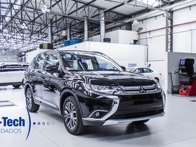 Mitsubishi Outlander Gt Blindado Nível 3 A Hi Tech 2017 2018