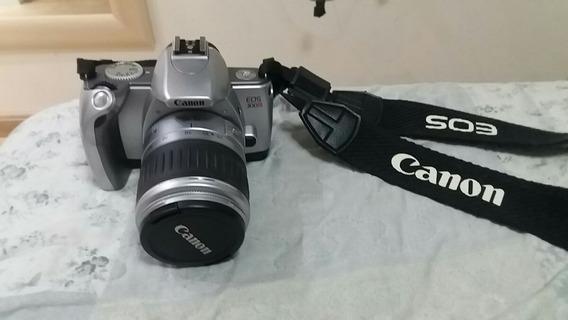 Camera Analógica Profissional, Canon Eos 300 V/ Filme