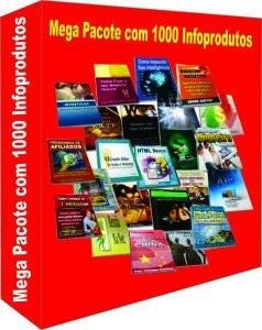 1000 Infoprodutos Para Ganhar Dinheiro.