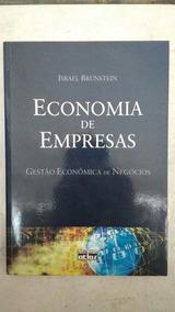 Livro Economia De Empresas Israel Brunstein Frete Grátis Exc